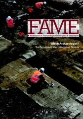 Front cover of FAME guide